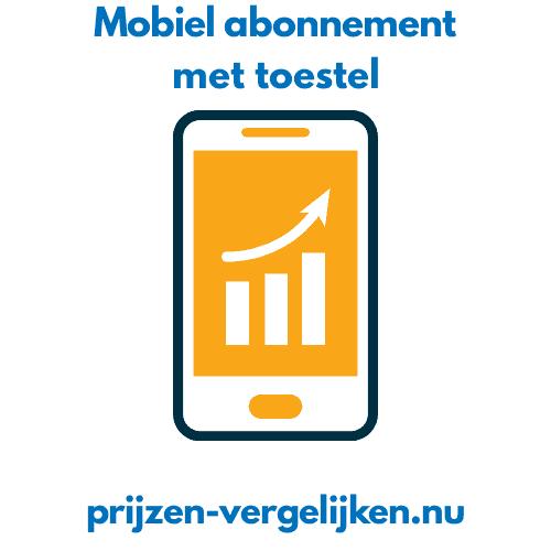 Mobiel abonnement met toestel