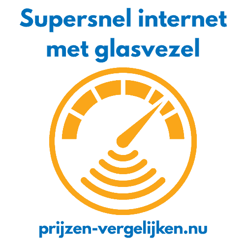 Supersnel internet met glasvezel