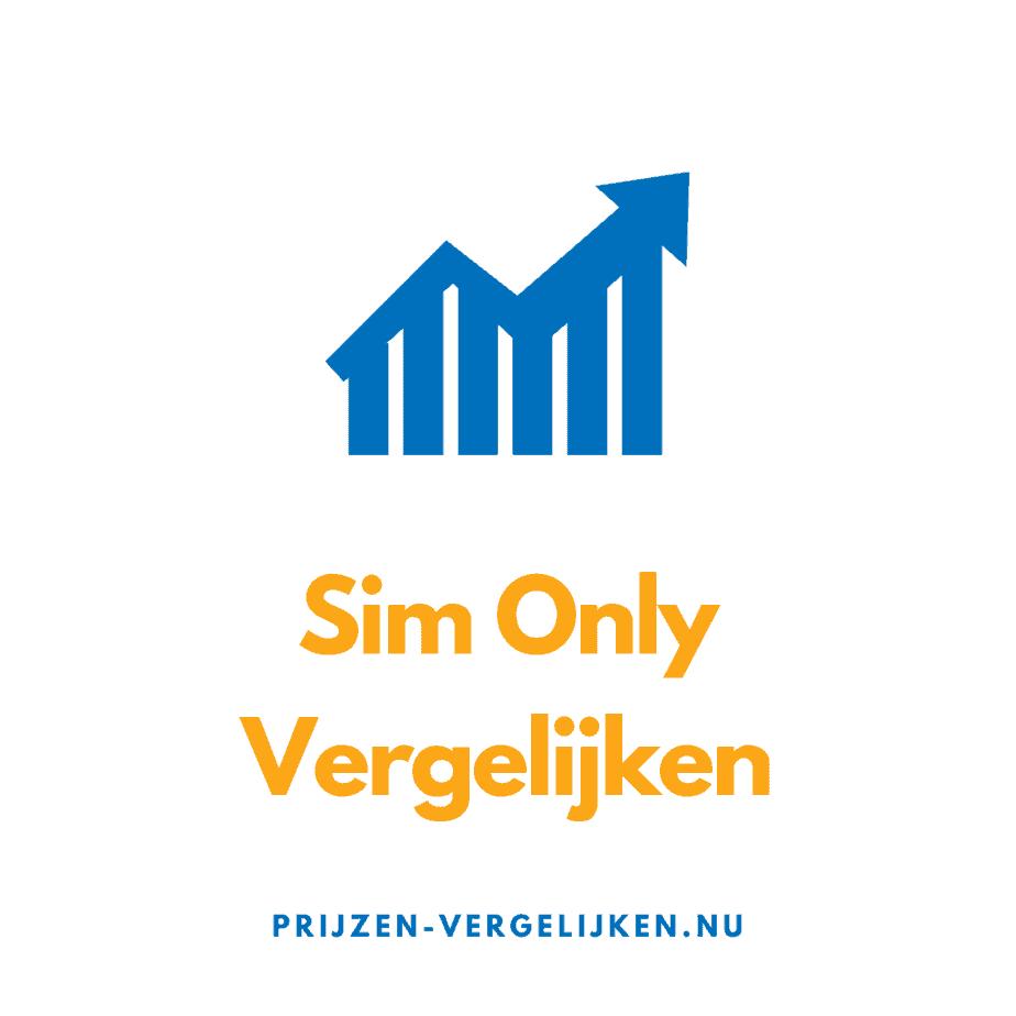 Sim Only Vergelijken